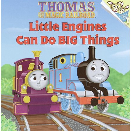 Little Engines Can Do Big Things (Thomas &