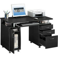 Techni Mobili Super Storage Computer Desk Deals