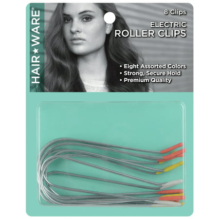 SPILO Hair Ware Electric Roller Clips  HW076
