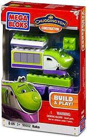 Chuggington Koko Set Mega Bloks 96602 by