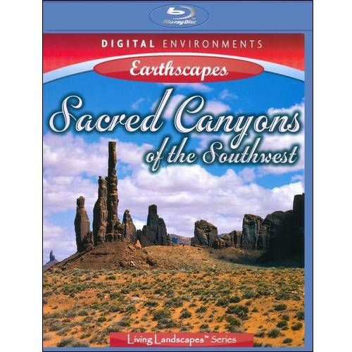 Living Landscapes: Earthscapes Sacred Canyons Of The American Southwest (Blu-ray) by Victory Multimedia