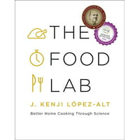 Deals on The Food Lab: Better Home Cooking Through Science Hardcover
