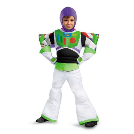 Deluxe Buzz Lightyear Kids Costume - Buzz Lightyear Woman Costume