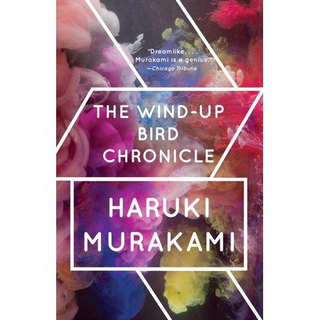 The Wind-Up Bird Chronicle : A Novel
