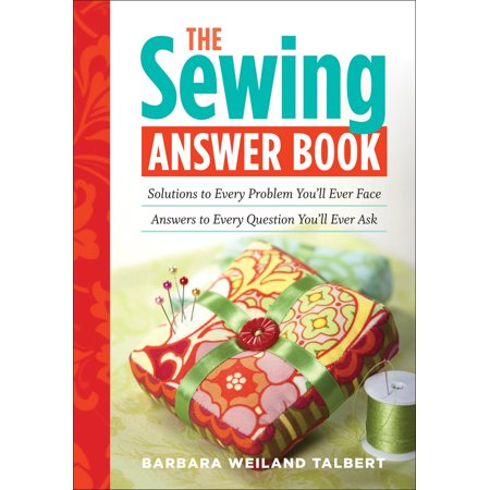 Storey Publishing-The Sewing Answer Book