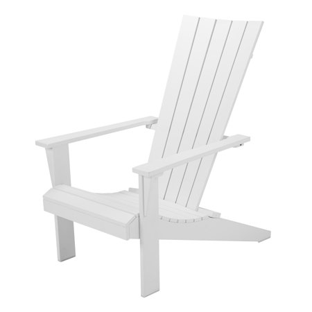 Walmart: Mainstays Allenbeck 5-Slat Wood Adirondack Outdoor Chair, Multiple Colors Only $33.21