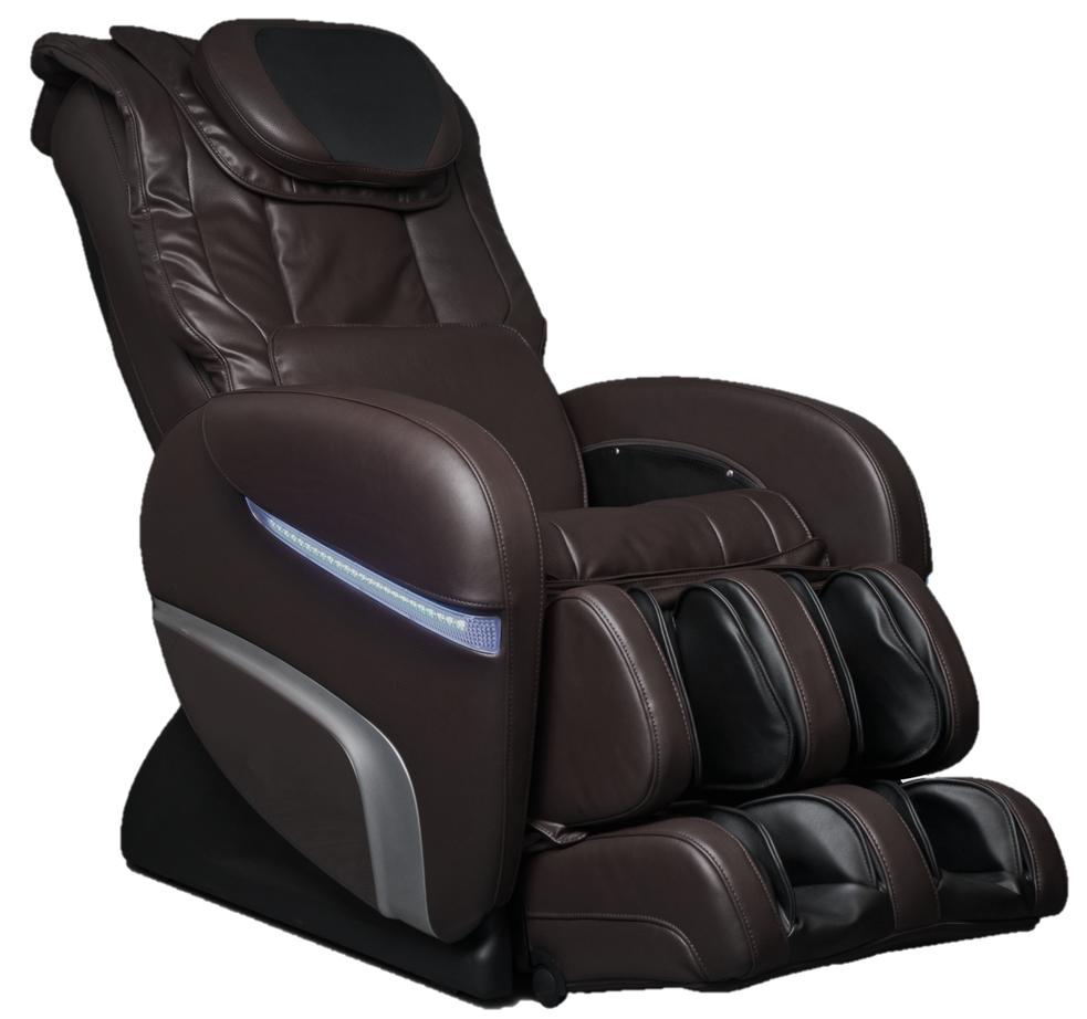 Osaki OS-3000 Zero Gravity Massage Chair (Brown) - $100 Instant Rebate