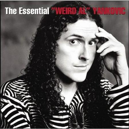 The Essential Weird Al Yankovic  2Cd