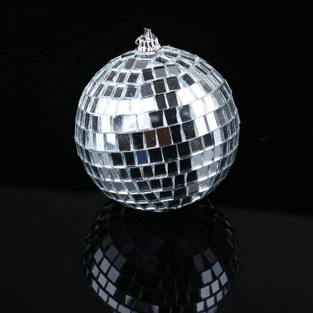 12 Pcs Mirror Balls Disco DJ Dance Decorative Stage Lighting Home Party Business Window Display Decoration 1.2 INCH - image 7 of 8