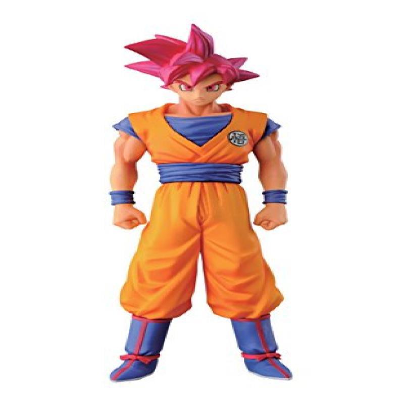 """Banpresto Dragon Ball Z 5.9"""" Super Saiyan God Son Goku Fi..."""