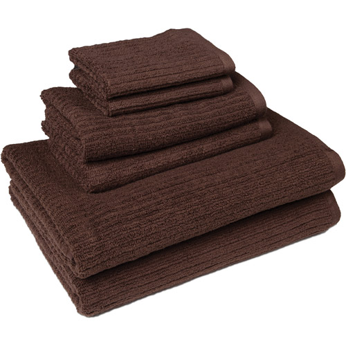 Stratford Quick Dry 6-Piece Bath Towel Set
