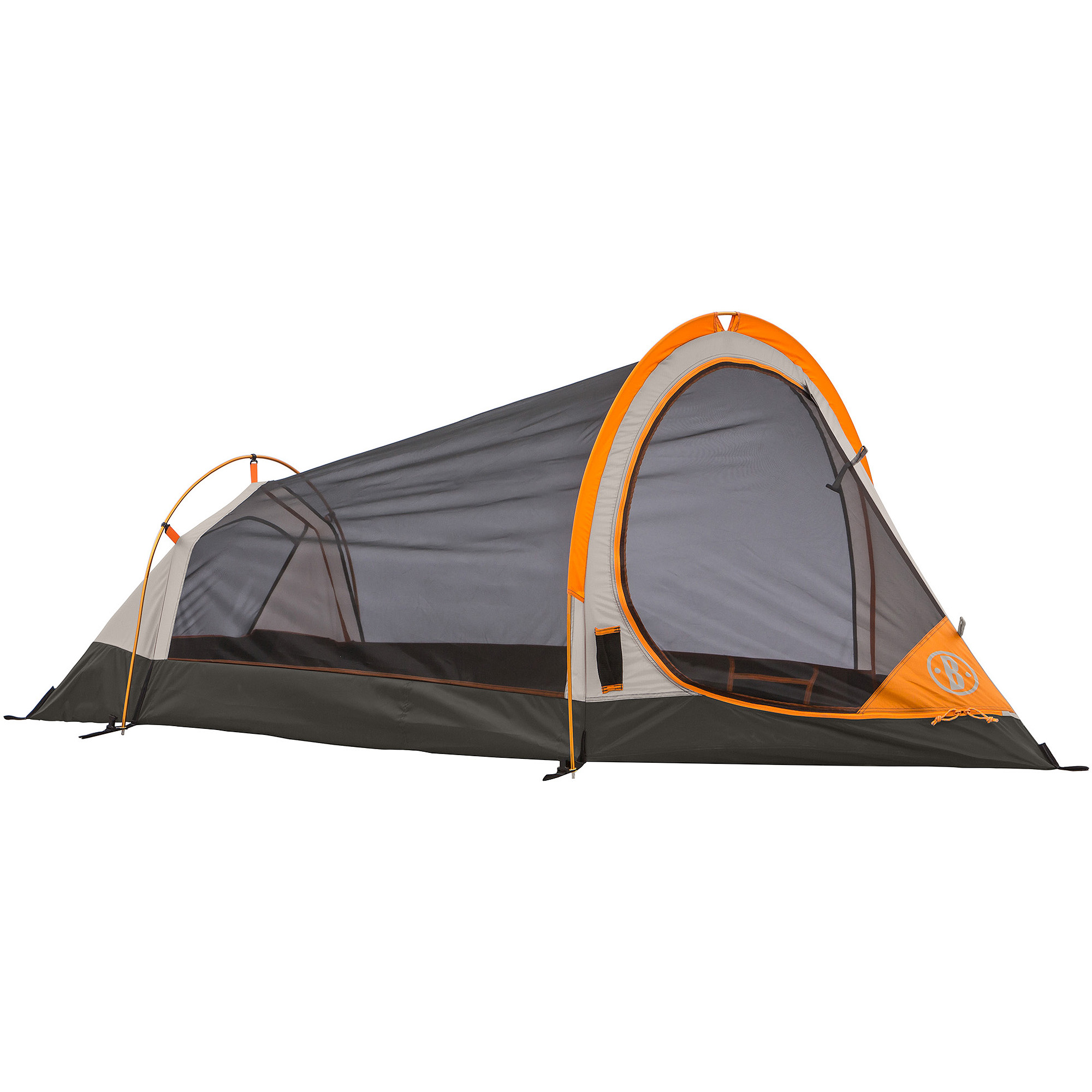 Bushnell Roam Series 8.5u0027 x 3u0027 Backpacking Tent Sleeps 1 - Walmart.com  sc 1 st  Walmart : compact tents for backpacking - memphite.com