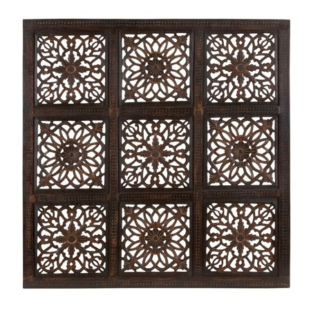 Classy Wooden Wall Panel With Abstract Design And Rustic (Abstract Wooden Wall)
