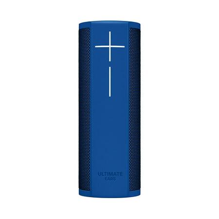 Ultimate Ears BLAST Portable Wi-Fi / Bluetooth Speaker with hands-free Amazon Alexa voice control (waterproof) - Blue Steel Bulk Package Non Retail (Best Bluetooth Speaker For Alexa)