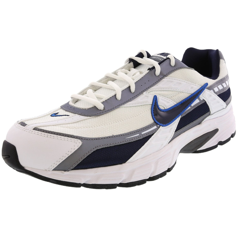 Metallic Cool Grey Ankle-High Running
