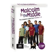 Malcolm in the Middle - Complete Collection (Vol. 1-4) - 22-DVD Box Set ( Malcolm in the Middle - Complete Collection - Volumes One, Two, Three & Four [ NON-USA FORMAT, PAL, Reg.4 Import - Austral