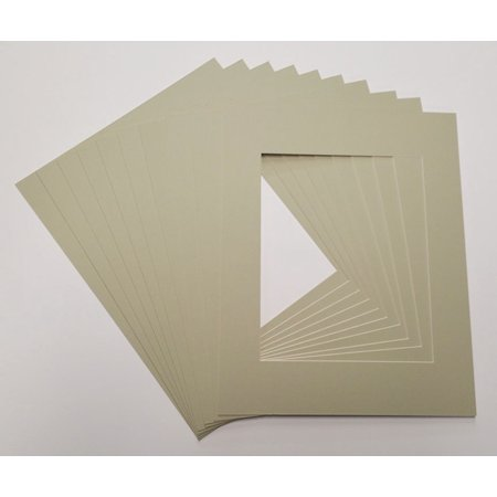 12x18 White Picture Mats with White Core for 11x14 Pictures - Fits 12x18  Frame - Walmart.com