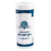 Empress Kitchen 2-Ply Paper Towel Rolls, White, 30 Rolls (KT-230851)