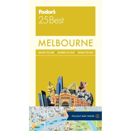 Fodor's Melbourne 25 Best (Best Shops In Melbourne)