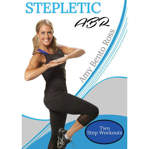 Amy Bento Ross Stepletic: 2 Step Athletic Workouts by