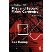 Manual of First and Second Fixing Carpentry (Paperback)
