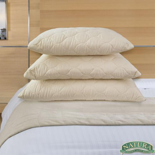 Natura World Natura Eco Natural Latex Core Pillow - Walmart.com