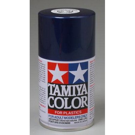 Tamiya Spray Lacquer Paint Ts 53 Deep Metallic Blue