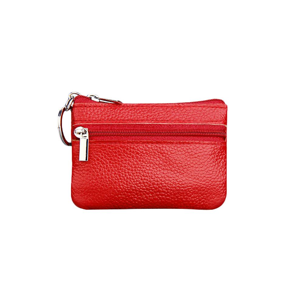 Small Wallet Little Zipper Pouch Dog Zipper Pouch with Key Ring or Wrist Strap Laurel Burch Fabric Card Case Zipper Coin Purse