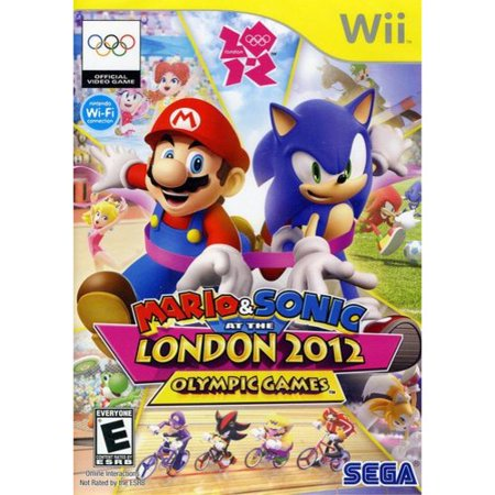 Mario   Sonic At The London 2012 Olympic Games  Wii