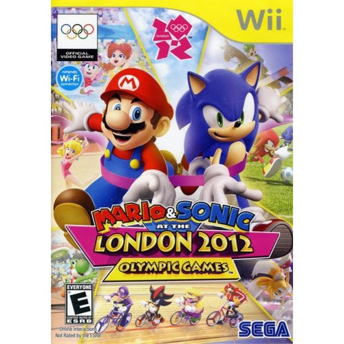 SEGA Mario & Sonic at the London 2012 Olympic Games (Wii)