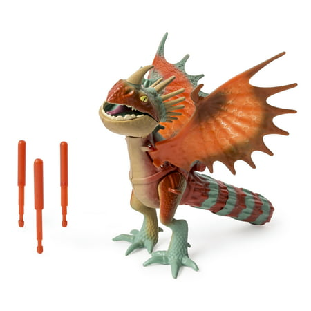 DreamWorks Dragons, Action Dragon Figure, Nadder (Tail Twist Spike