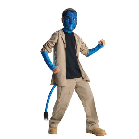 Avatar Deluxe Jake Sully Child Costume Rubies 884293](Avatar Na Vi Costume)