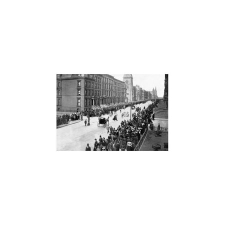 Easter Parade On Fifth Avenue, New York City Print (Unframed Paper Print 20x30) - New York City Halloween Parade