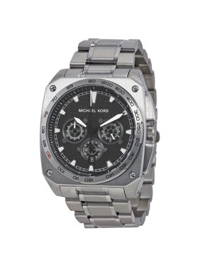 f335db23f27c Product Image Michael Kors Men s MK8391  Grandstand  Chronograph Stainless  Steel Watch