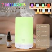 125 ML Ultrasonic Cool Mist Humidifier Air Humidifier Purifier Aromatherapy Cool Mist Humidifier For Home Yoga Office Spa Bedroom Humidifier