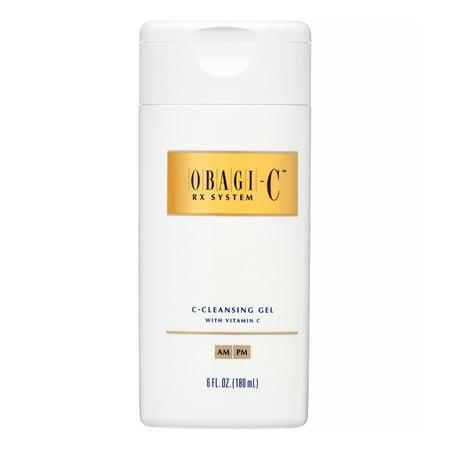 Obagi-C Rx Cleansing Gel, 6.0 oz