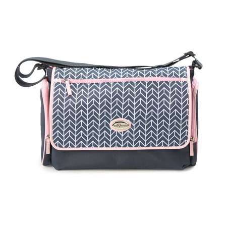 - Baby Boom Messenger Diaper Bag
