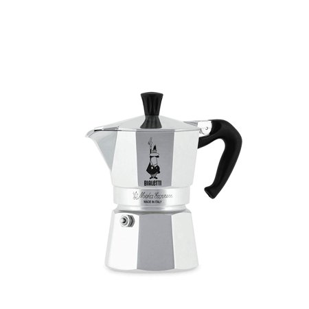 Bialetti Moka cream 3 cup italian coffee