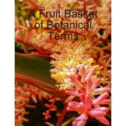 A Fruit Basket of Botanical Terms - eBook