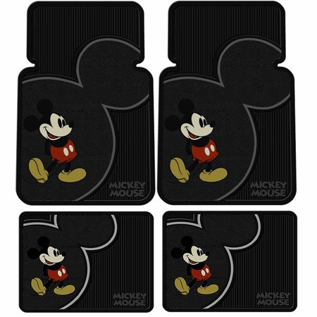 Mickey Mouse Music Mat (Mickey Mouse Vintage Floor Mat 4 pc)