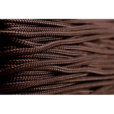 95 Cord - Acid Brown - Type 1 Cord - 100 Feet on Plastic Winder - Bored Paracord Brand