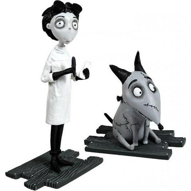 Frankenweenie After Life Sparky Lab Coat Victor Mini Figure 2 Pack Walmart Com Walmart Com