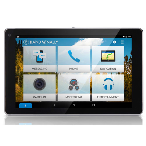 Refurbished Rand McNally OverDryve 7 PRO 7 Display Truck GPS Device