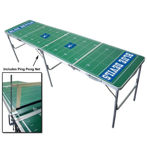 Tailgate Table 2 x 8 NCAA Duke Blue Devils