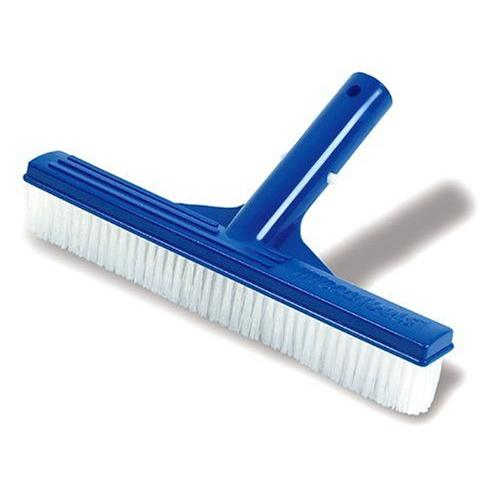 Hydro Tools 8230 10-Inch Pool Floor and Wall Brush Multi-Colored