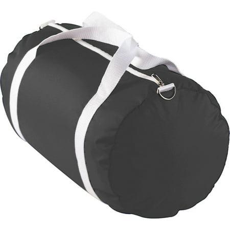 Nylon Sport Pack Bag (Augusta Nylon Sport Bag BLACK)