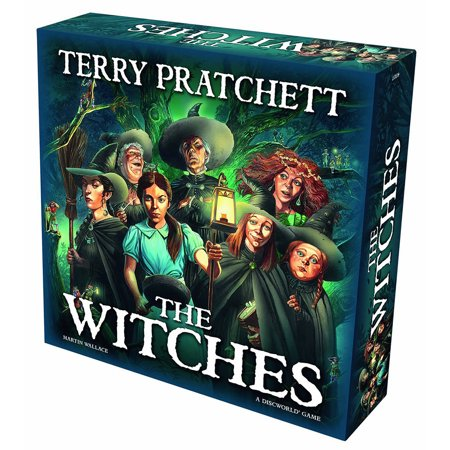 Mayfair Discworld: The Witches Game