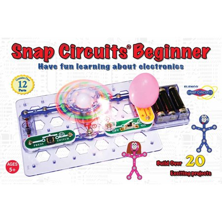 Snap Circuits Sc100 (Snap Circuits For Beginners)