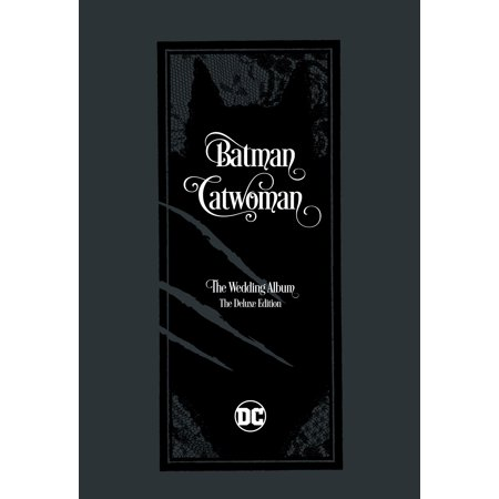 Batman/Catwoman: The Wedding Album - The Deluxe Edition](Batman Wedding Ideas)
