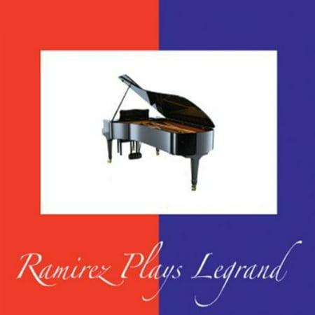 Diego Ramirez - Ramirez Plays Legrand [CD]